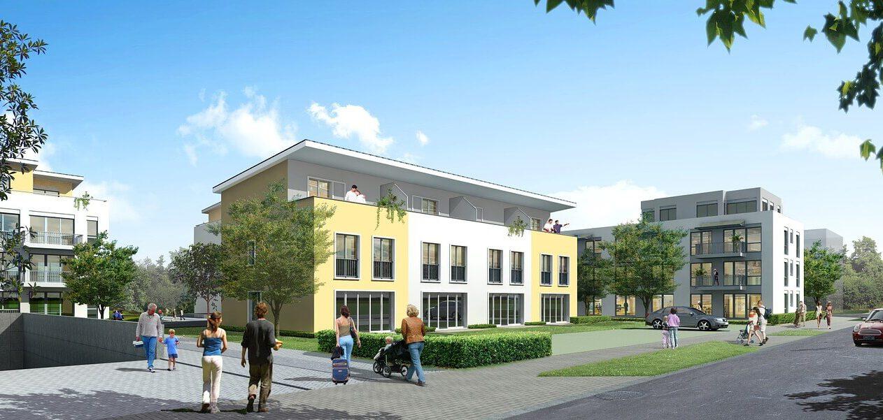 3D Visualisierung Kettenhaus