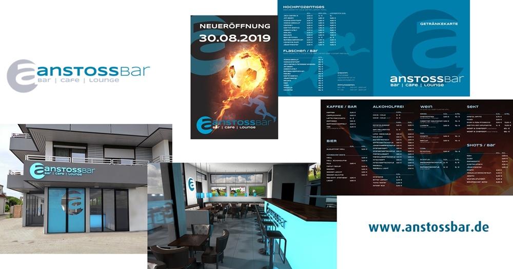 Corporate Design | Anstossbar